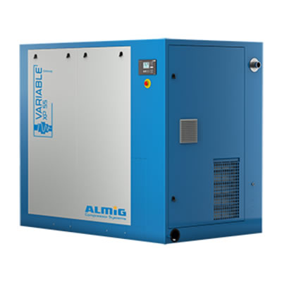 Screw compressor VARIABLE XP