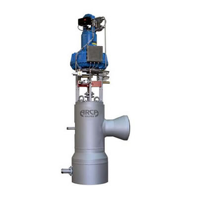 Steam Conditioning Valves